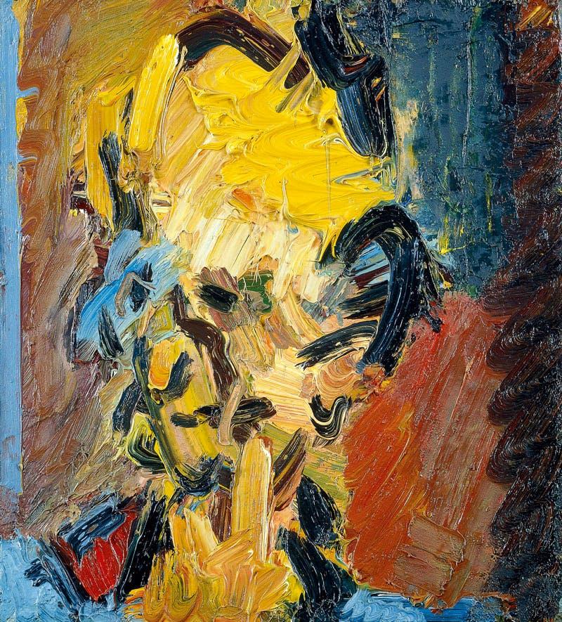 (2003), Frank Auerbach