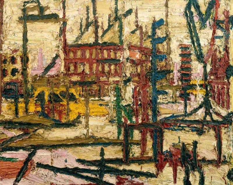 (1965), Frank Auerbach
