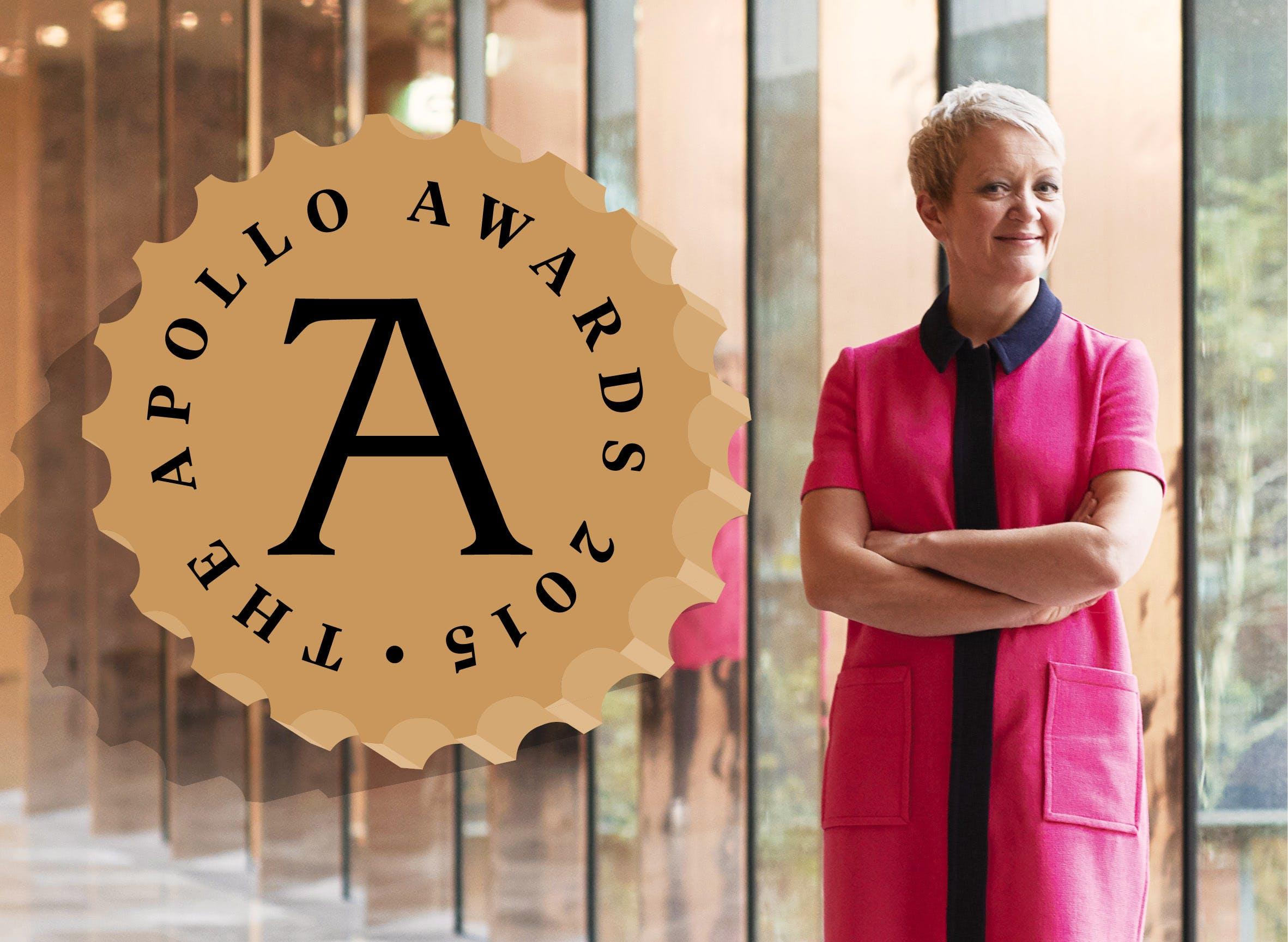 Apollo Awards: Personality of the Year: Maria Balshaw