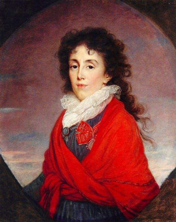 (1797), Elisabeth Louise Vigée Le Brun.