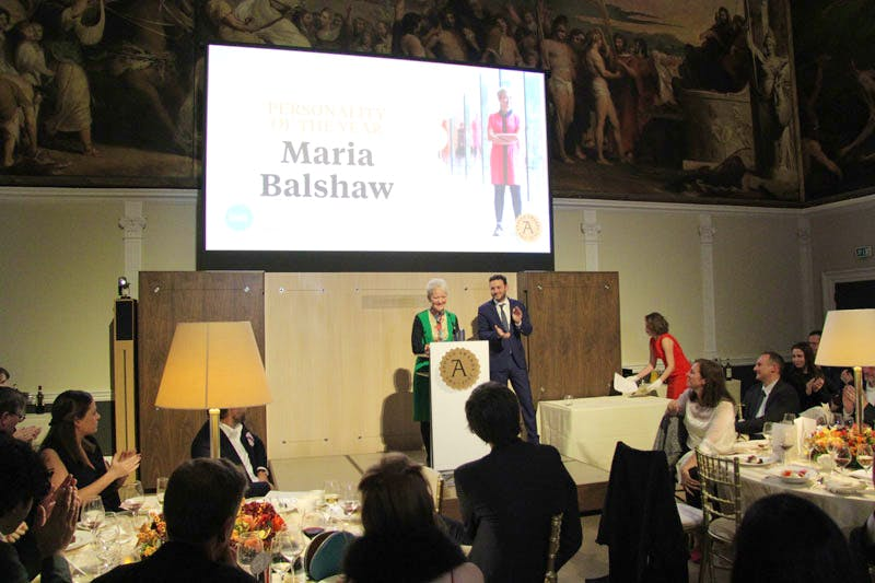 Maria Balshaw, director of the Whitworth Art Gallery and Manchester City Galleries, is Apollo's Personality of the Year 2015