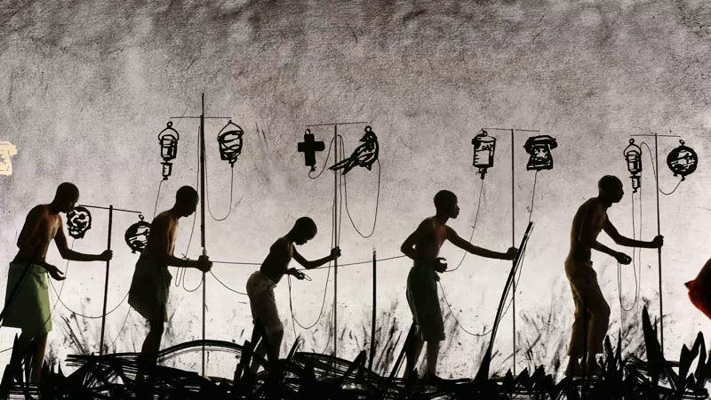 (2015), William Kentridge.