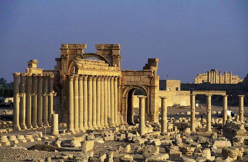 Syria S Chief Of Antiquities Calls On Europe For Help Apollo Magazine