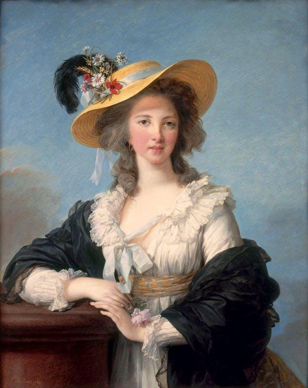 (1782), Elisabeth Louise Vigée Le Brun