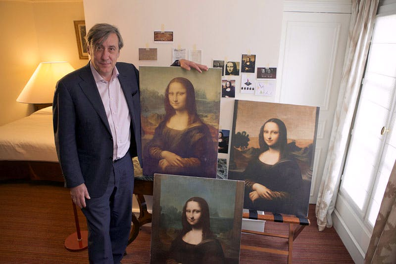 Andrew Graham-Dixon reviewing some of the evidence and theories.