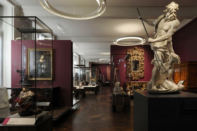 Triumphant new European galleries open at the Victoria and ...