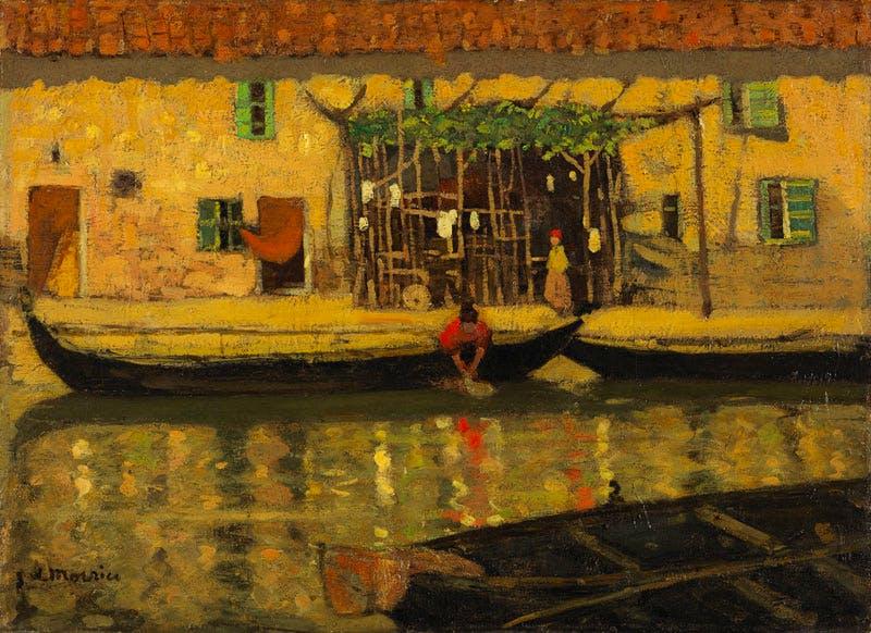 (1898–1900), James Wilson Morrice.
