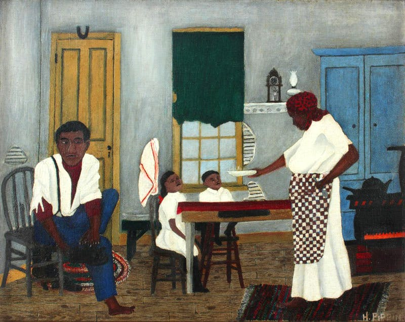 (1943), Horace Pippin.