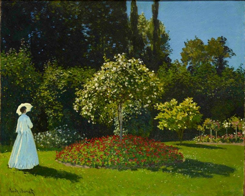 (1867), Claude Monet.