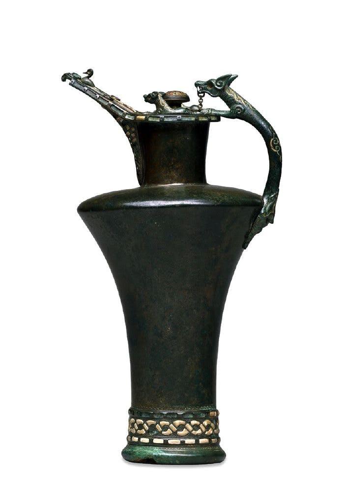 Basse-Yutz flagon, 400-360 BC, Lorraine, France