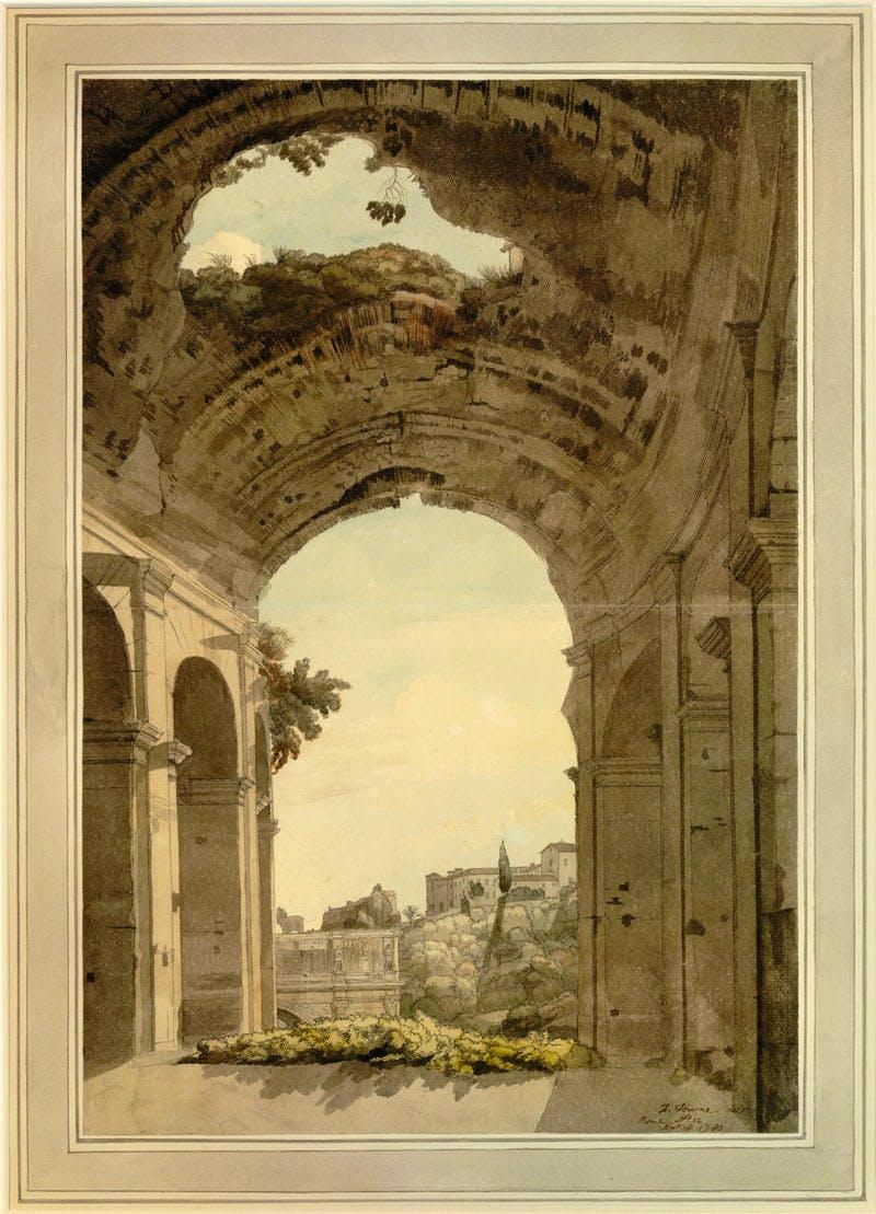 (1780), Francis Towne