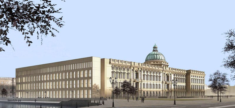 What's the point of rebuilding Germany's palaces? | Apollo Magazine