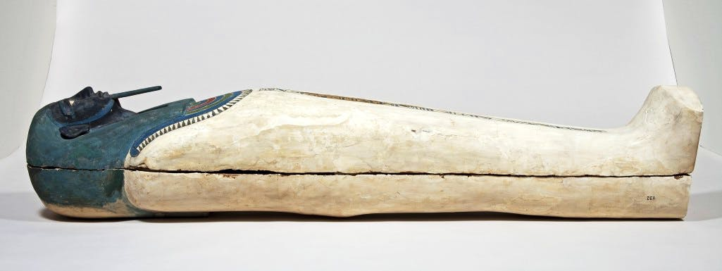 Coffin of Userhet, Egyptian, 12th Dynasty, Middle Kingdom, 1975–1790 BC