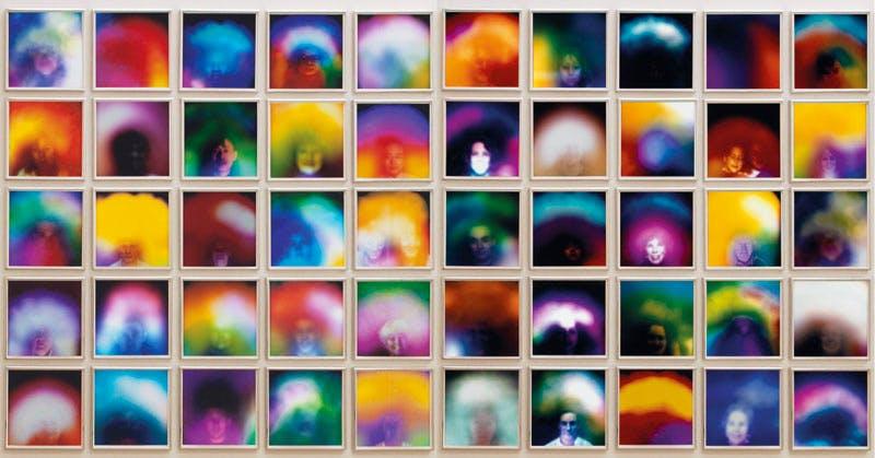Auras: Homage to Marcel Duchamp (2008), Susan Hiller © Susan Hiller