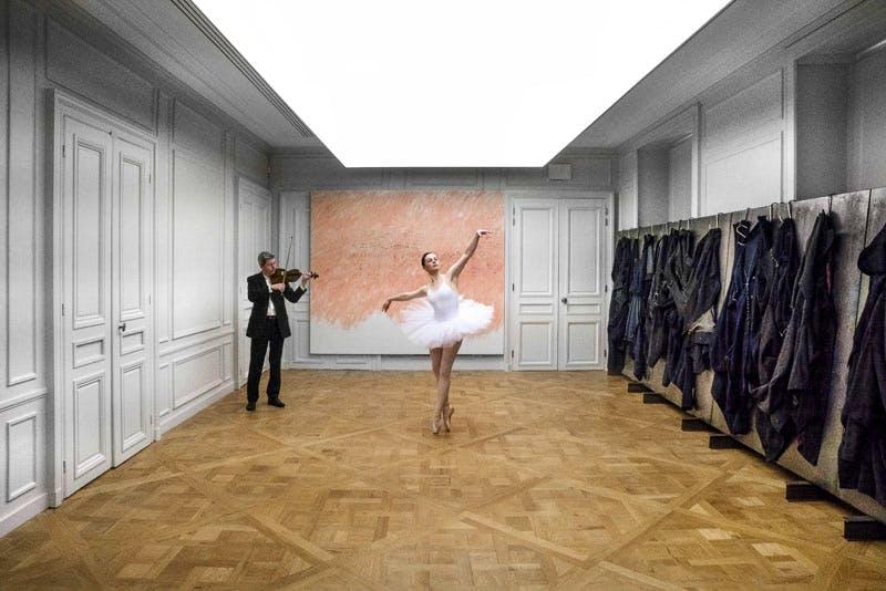 Installation view of 'BRUT(E)' at the Monnaie de Paris, 2016.