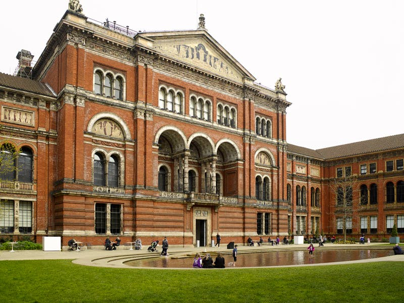 The Victoria and Albert Museum, London. Photo: Polly Braden