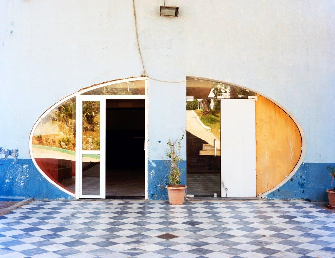 La Coupole V, Algiers, Algeria (2013), Jason Oddy