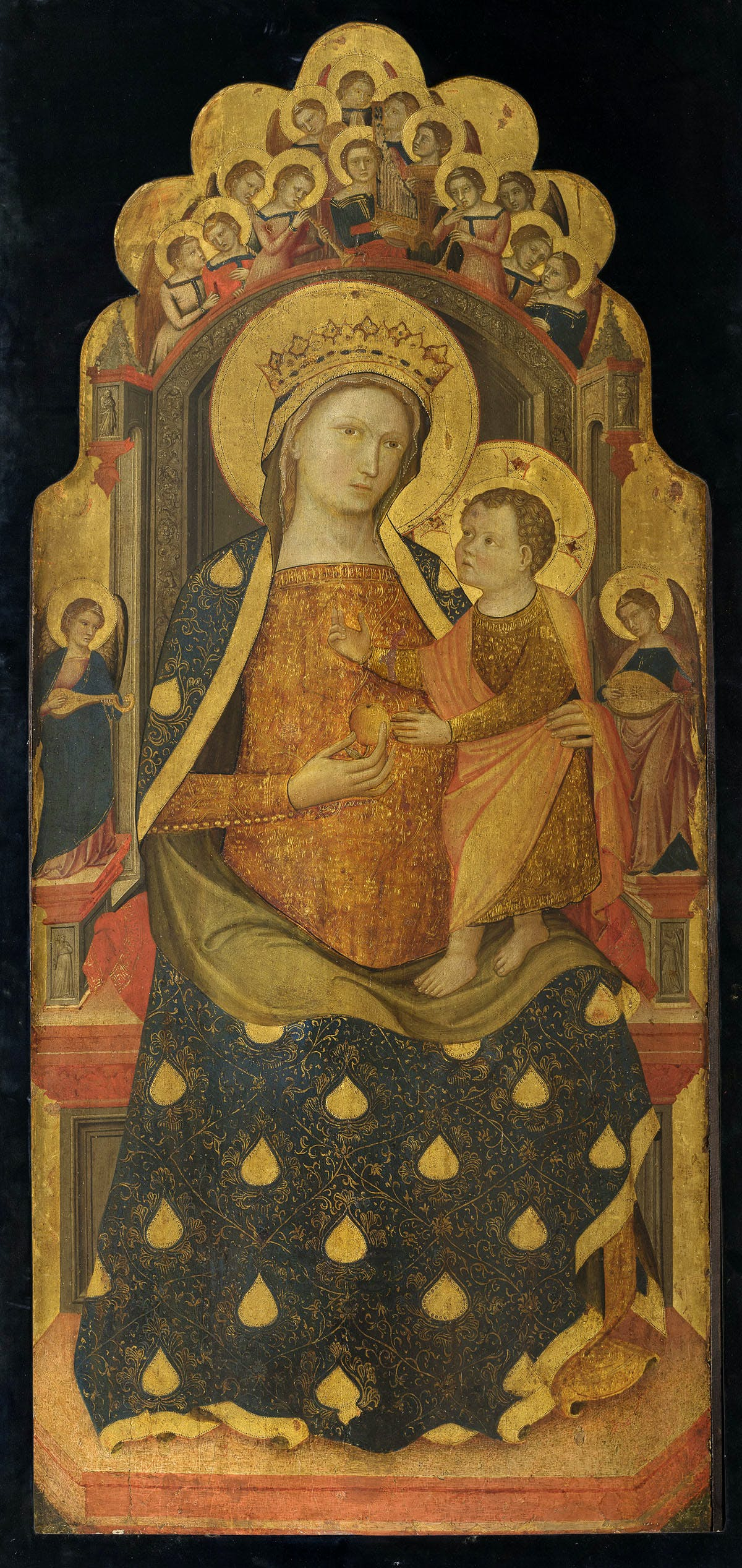 (after 1385), Stefano di Sant'Agnese