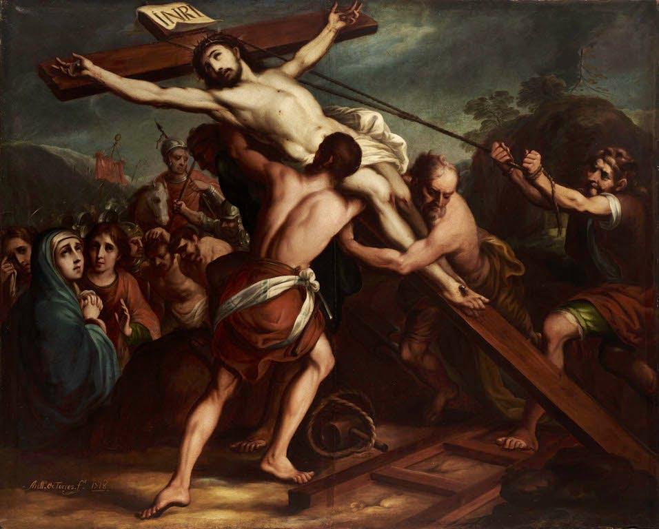 Raising of the Cross (Elevación de la cruz)
