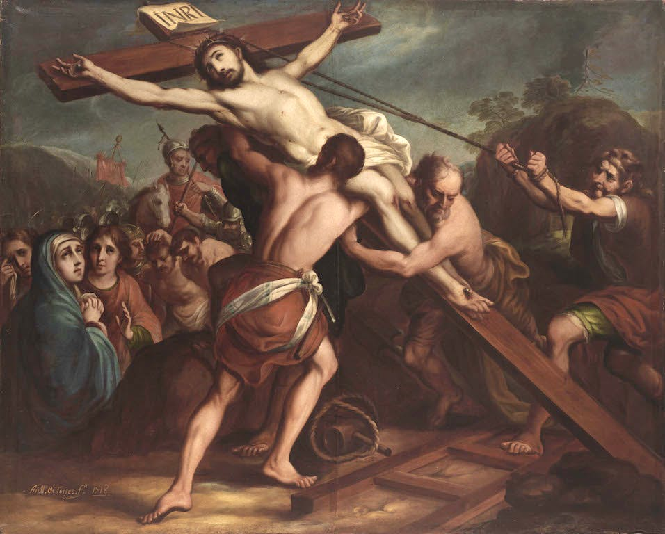 Raising of the Cross (Elevación de la cruz)