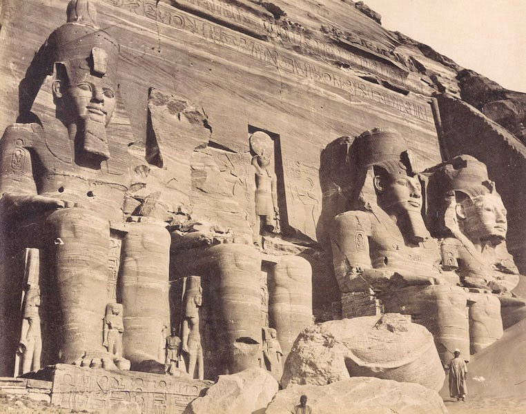 Great Temple, Abu Simbel