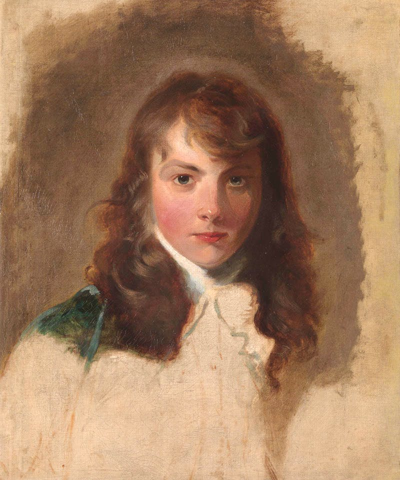 (1791), Sir Thomas Lawrence, the Holburne Museum, Bath