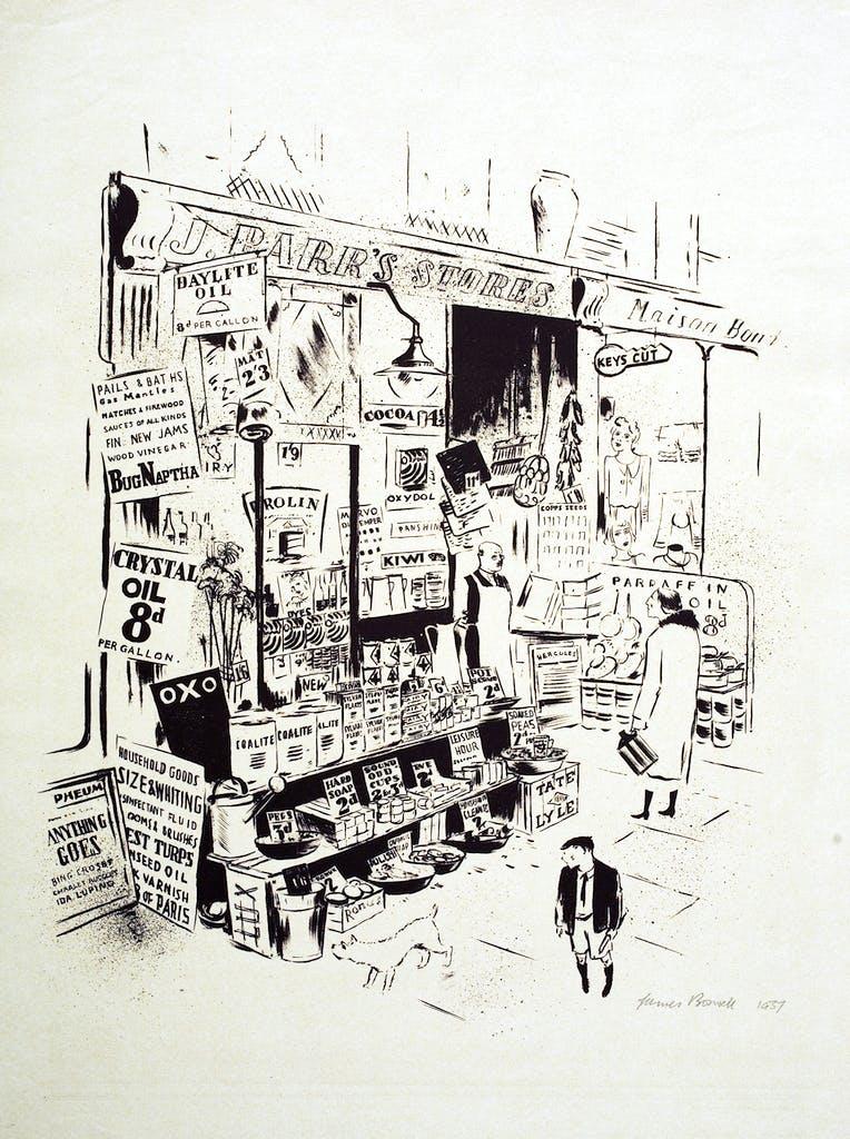J. Parr Stores