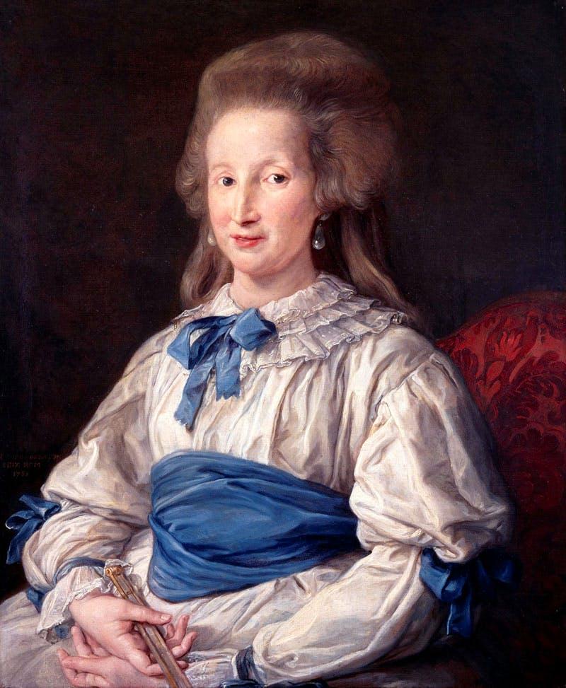 Princess Cecilia Mahony Giustiniani