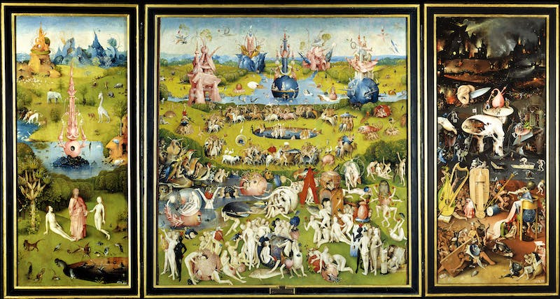 The Garden of Earthly Delights (Triptych)