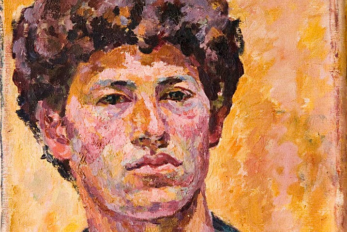 Giacometti Self-Portrait