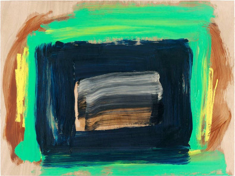 The Rains Came (2014), Howard Hodgkin