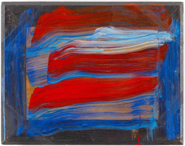 Morning (2015–16), Howard Hodgkin.