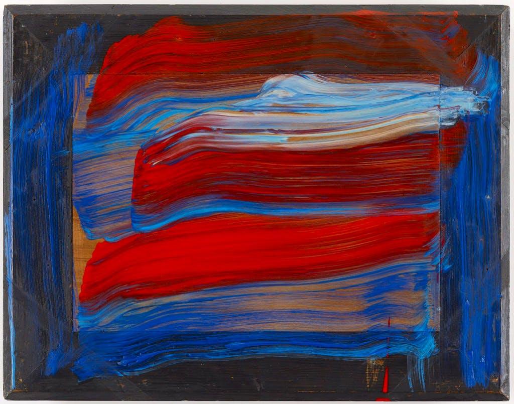 Morning (2015–16), Howard Hodgkin.
