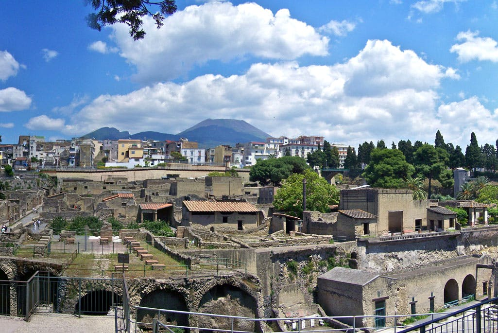 Herculaneum is one of nine Italian heritage sites that may soon be welcoming a foreign director