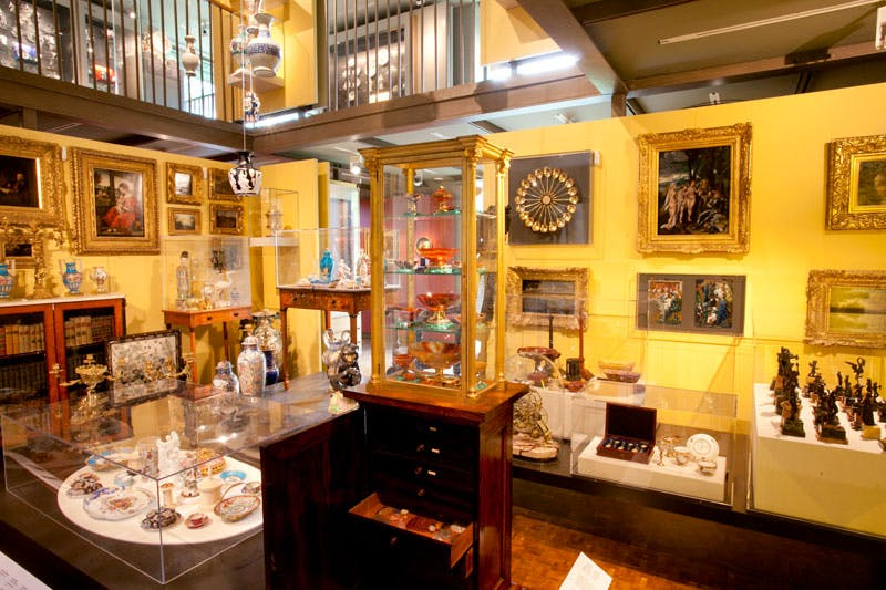 The Collection Gallery.