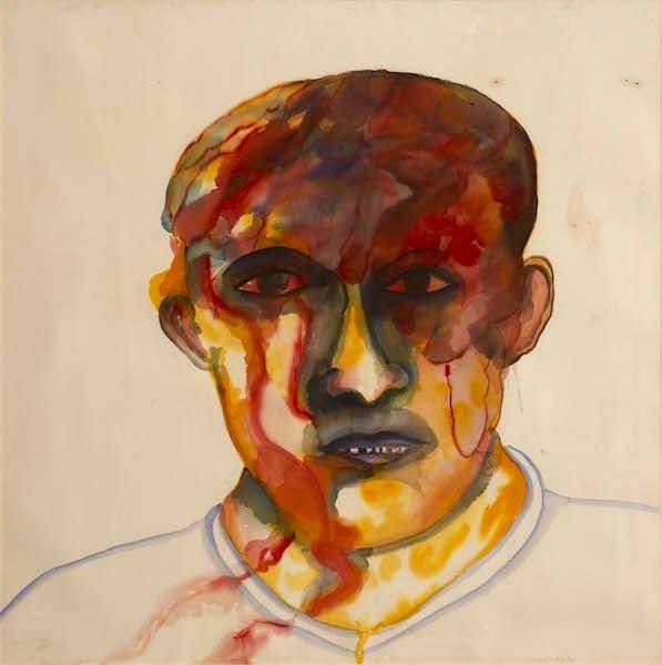 Injured Head of Raju, 2001