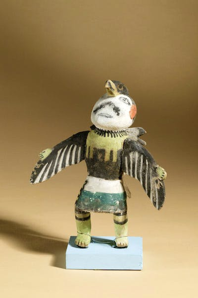Eagle Social Dancer (Kwaahu)