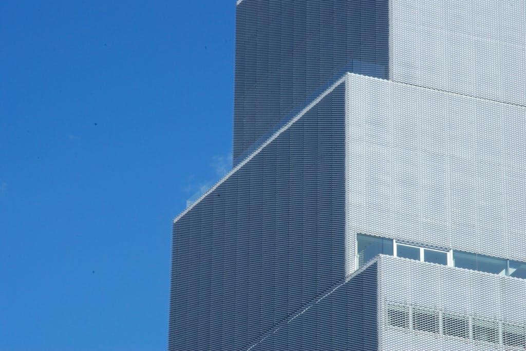 The New Museum, SANAA, New York