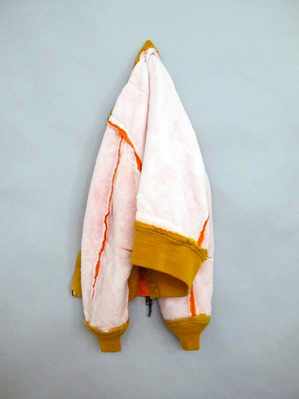 Naked Bomber Jacket (2015), Simon Mullan