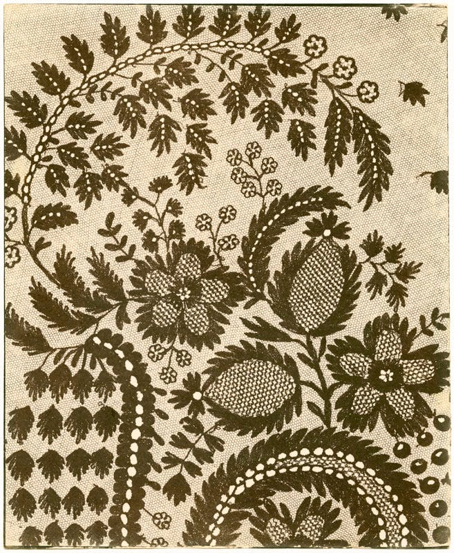 Lace (early 1840s), William Henry Fox Talbot.