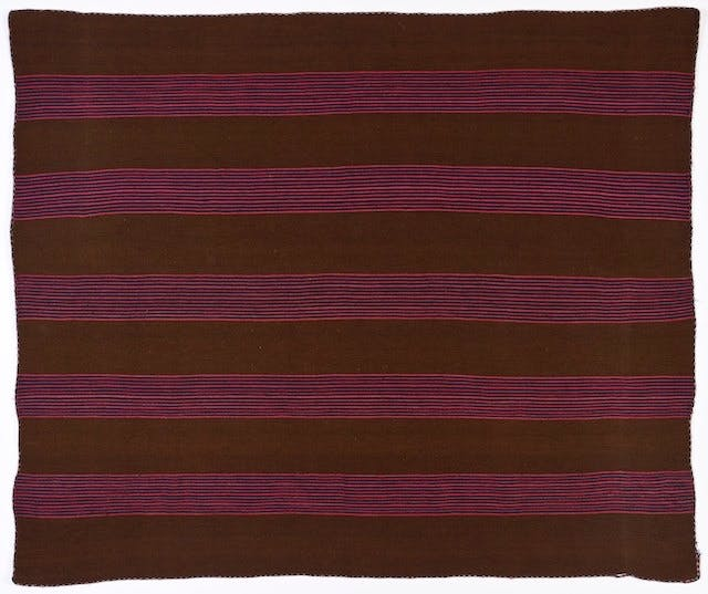 Ceremonial shawl (huallas), mid-19th century. Peru, South, Acora region, Aymara.