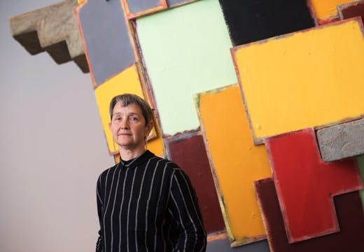 Frances Morris, director of Tate Modern.