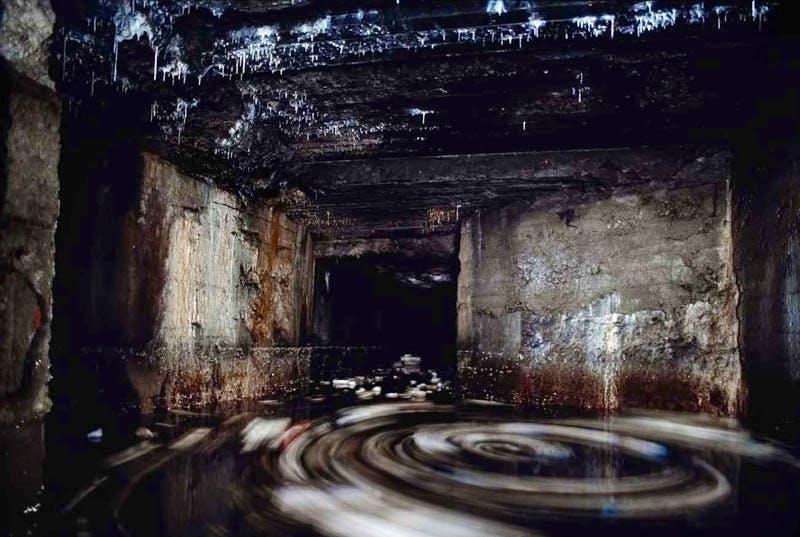 Whirlpool room, by Jussi Kivi