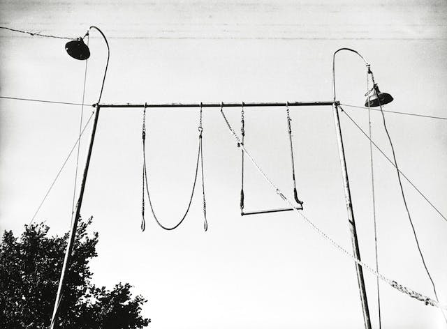 Trapeze Swings, Meschers