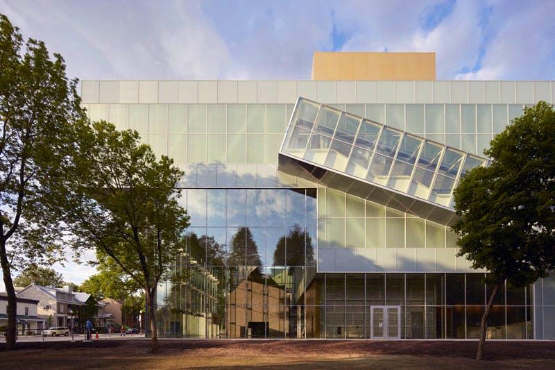 The MNBAQ's new Pierre Lassonde Pavillion opened on 24 June