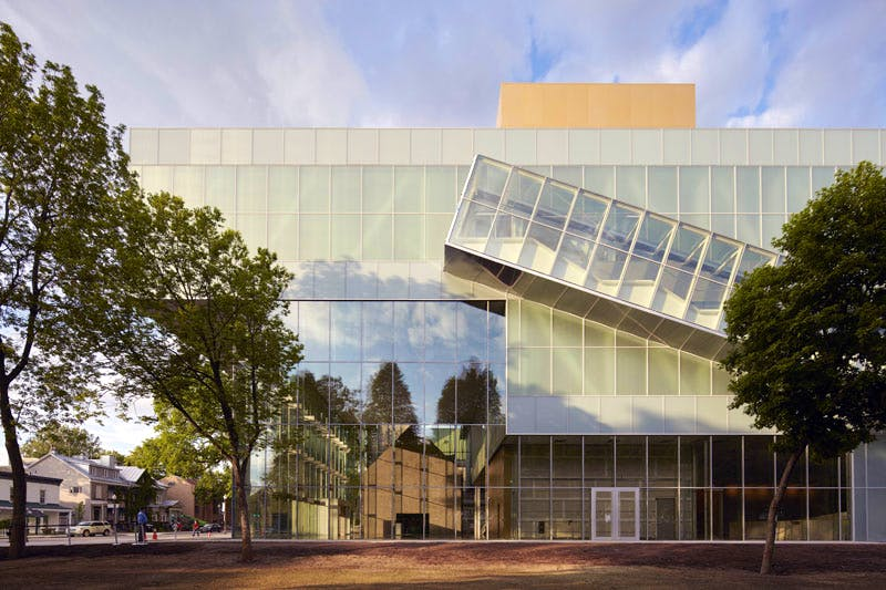 The MNBAQ's new Pierre Lassonde Pavillion opened on 24 June