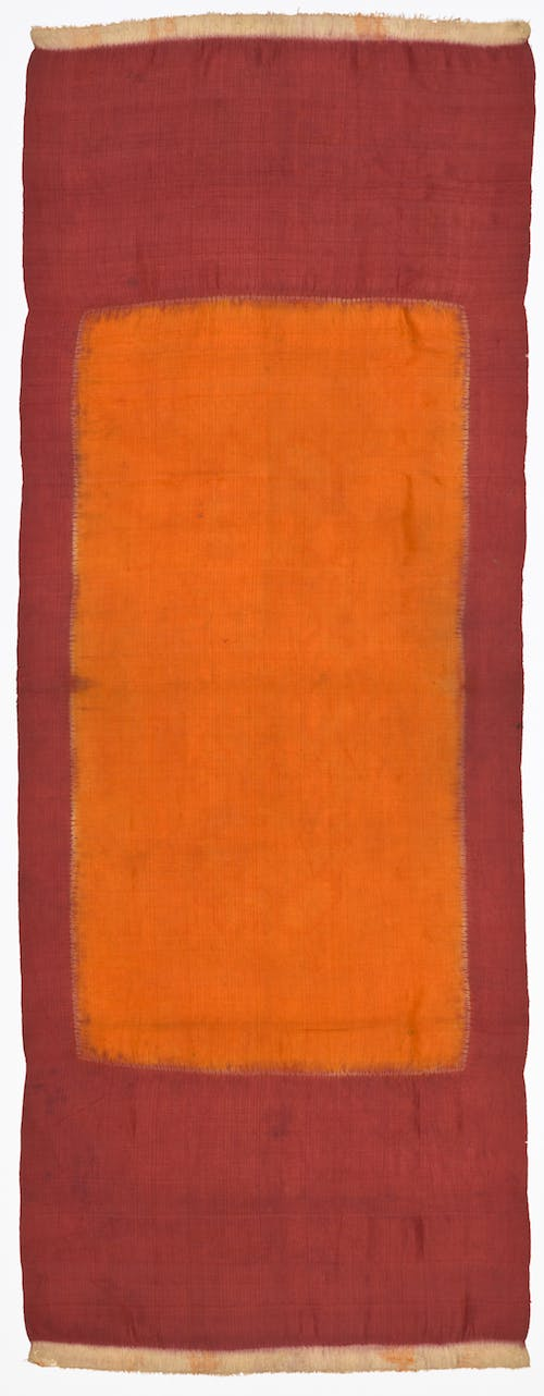 Married woman's shoulder cloth (lawon), 19th century. Indonesia, Palembang, Sumatra.