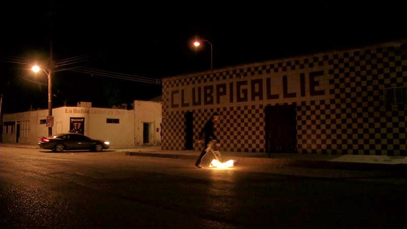 Paradox of Praxis 5: Sometimes we dream as we live & sometimes we live as we dream; Ciudad Juárez, México (2013), Francis Alÿs in collaboration with Julien Devaux, Rafael Ortega, Alejandro Morales, and Félix Blume