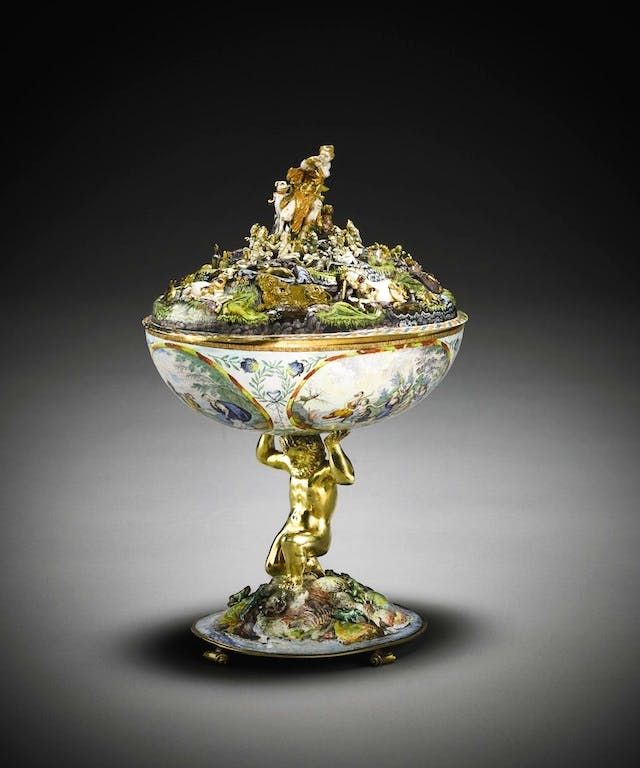 The Rothschild Orpheus Cup