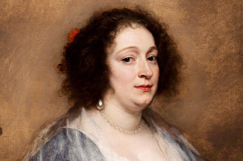 Portrait of a Woman (c. 1640), Anthony van Dyck.